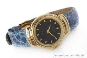 ROLEX LADY CELLINI CESTELLO 18K (0,750) GOLD DAMENUHR 6621