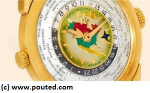 Patek Philippe Referenz 2523 Heures Universelles