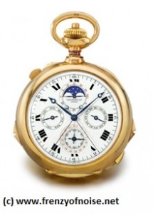 2 Patek Philippe Nr. 198.385 Henry Graves Supercomplication