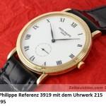 Patek Philippe Preissteigerung