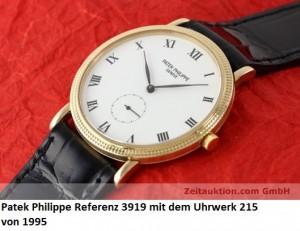 Patek Philippe Referenz 3919 mit dem Uhrwerk 215 von 1995