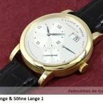 A. Lange & Söhne Lange 1 - Steigerung im Preis