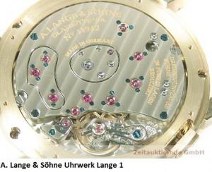 A. Lange & Söhne Uhrwerk Lange 1