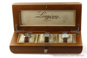 Longines Vintage Collection ´15 ´25 ´30 Limitierte Auflage NR. 110/1000 Rarität