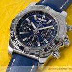 Uhrenmarken BREITLING CHRONOMAT 44 B01 CHRONOGRAPH AUTOMATIK EDELSTAHL AB0110