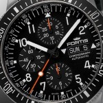 Fortis B-42 Official Cosmonauts Chronograph 638.10.11K