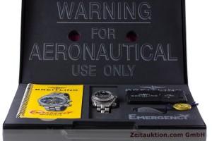 BREITLING EMERGENCY ALARM PROFESSIONAL HERRENUHR TITAN E56321