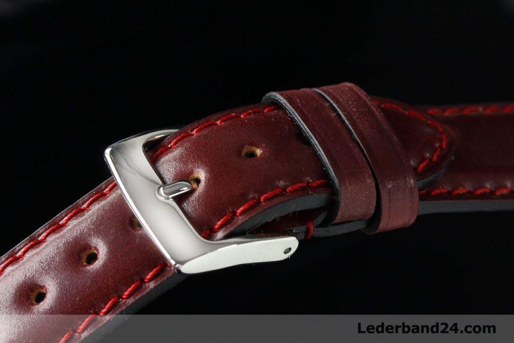 Uhrenarmband Kaufmann Shell Cordovan